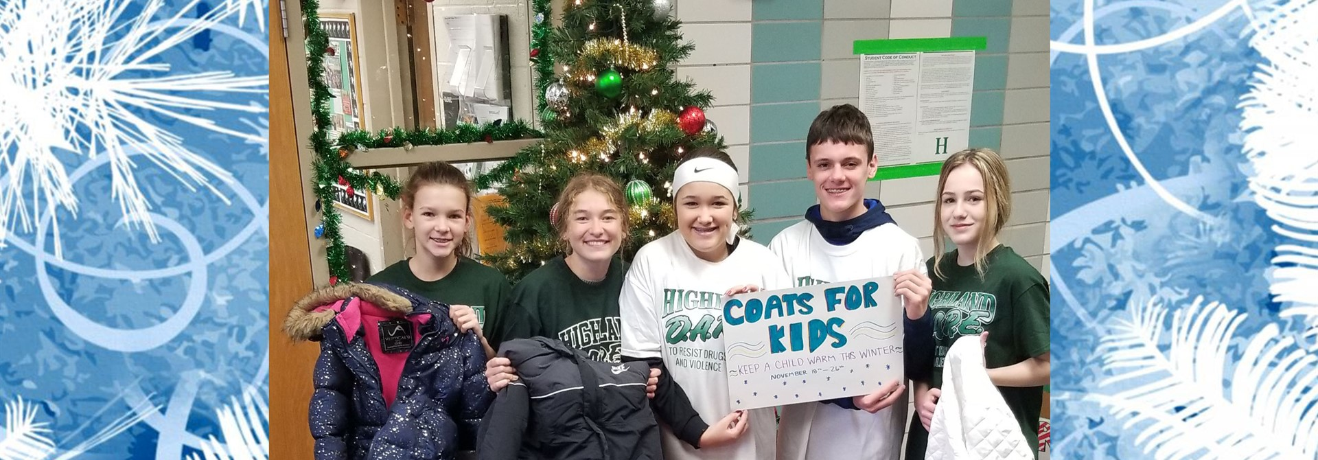 Annual 'Coats for Kids' Drive