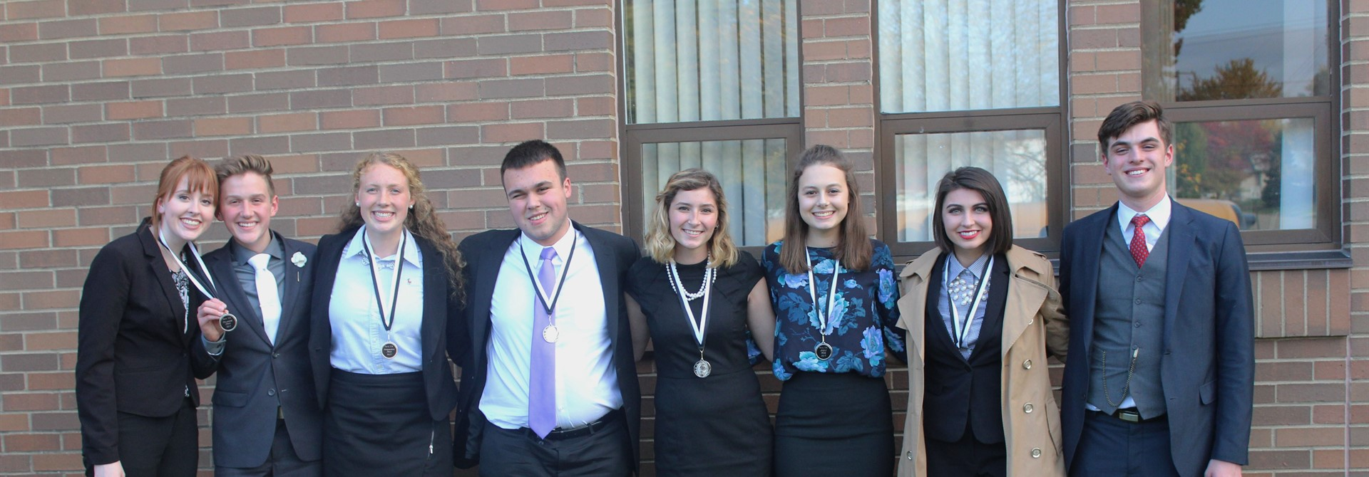 HHS Speech & Debate Team Members