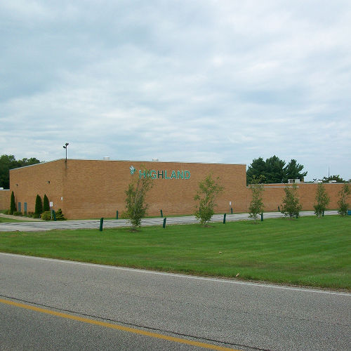 Highland Middle School Building