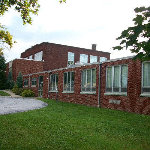 Sharon Elementary School Building