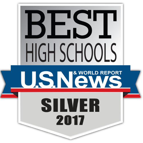 US News & World Report Logo for Best High Schools