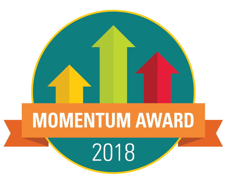 Momentum Award Logo